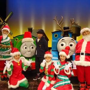 きかんしゃトーマス クリスマスコンサートを終えて⭐️の画像