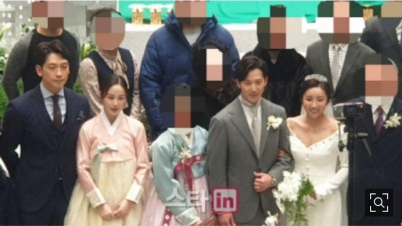テヒ 結婚 キム Rain&キム・テヒ夫妻、結婚式の写真公開