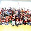 【2日間*総勢31名で開催しました】ドレスコードは「赤」♡親子クリスマスイベントの画像