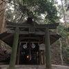 高良大社奥の院の画像