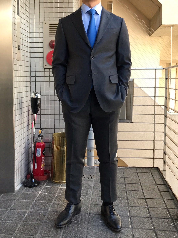 まるで20~30万円のスーツを着ているよう wear worksオーダースーツ