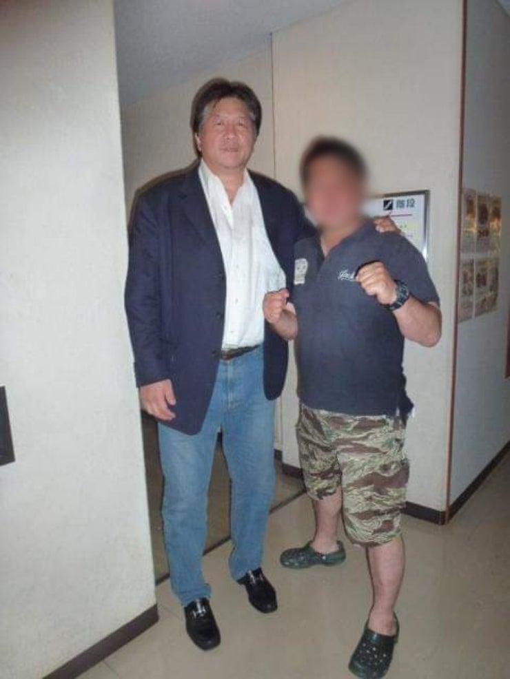 朝倉未来 前田日明
