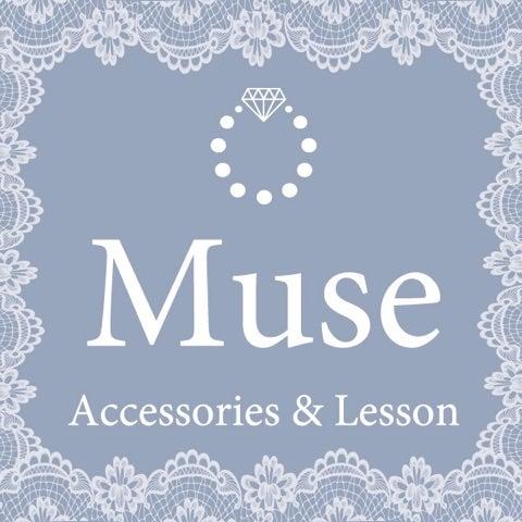 ミューズアクセサリーのロゴ