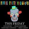 Freak Party Halloween 2019の画像