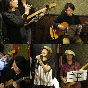 藤沢 Sound Cafe Bamboo 2020年1月の演奏スケジュールの画像