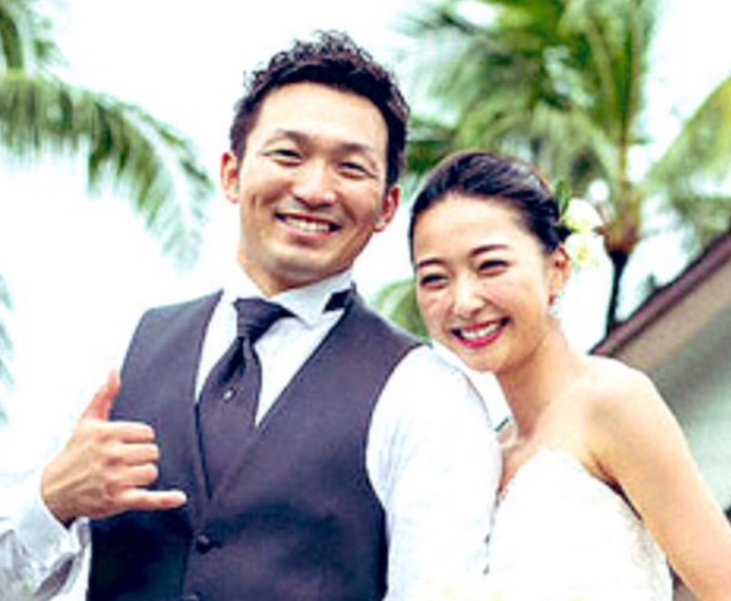 畠山 愛理 結婚