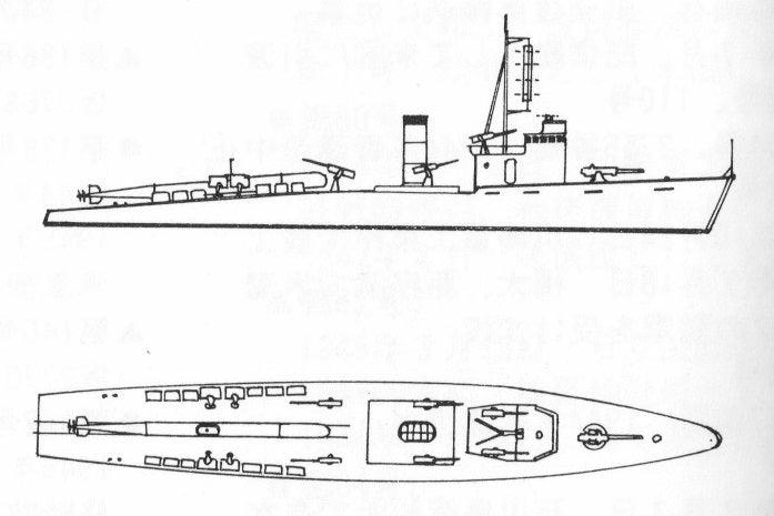 海軍艦艇つれづれ終戦により幻となった類別「海防艇」について
