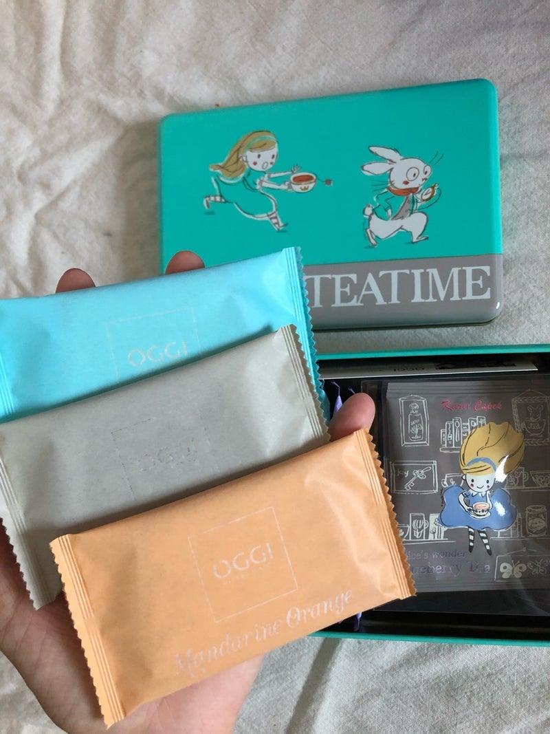 chaory's  Blog *美味しいものと楽しいことを紹介するブログ*買ってよかった福袋☆再販で運良くゲットした OGGI福袋!