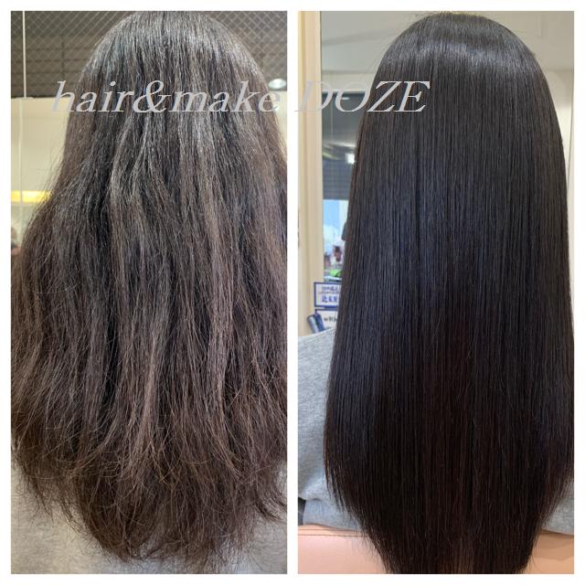 髪質改善という領域に足を踏み入れたら、、、
