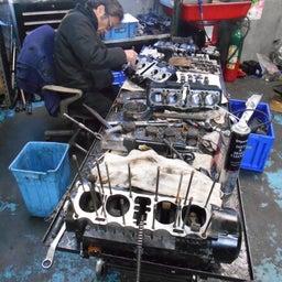 画像 Hon CB750F SUPER SPORT 宮城県 齋藤様、St4納車整備中! CB750SS の記事より 6つ目