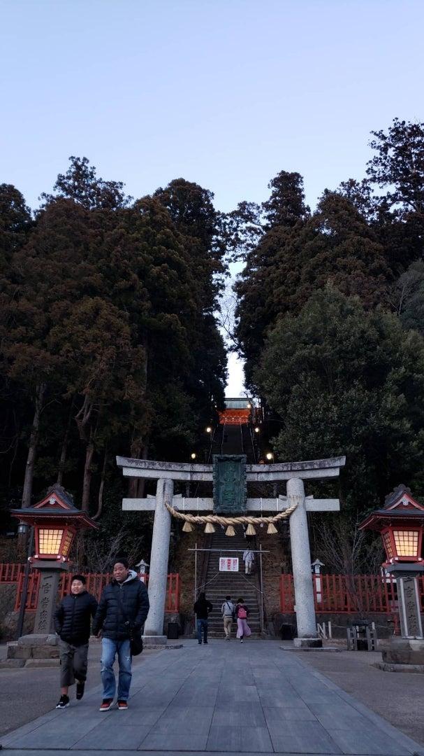 神社 初詣 塩釜
