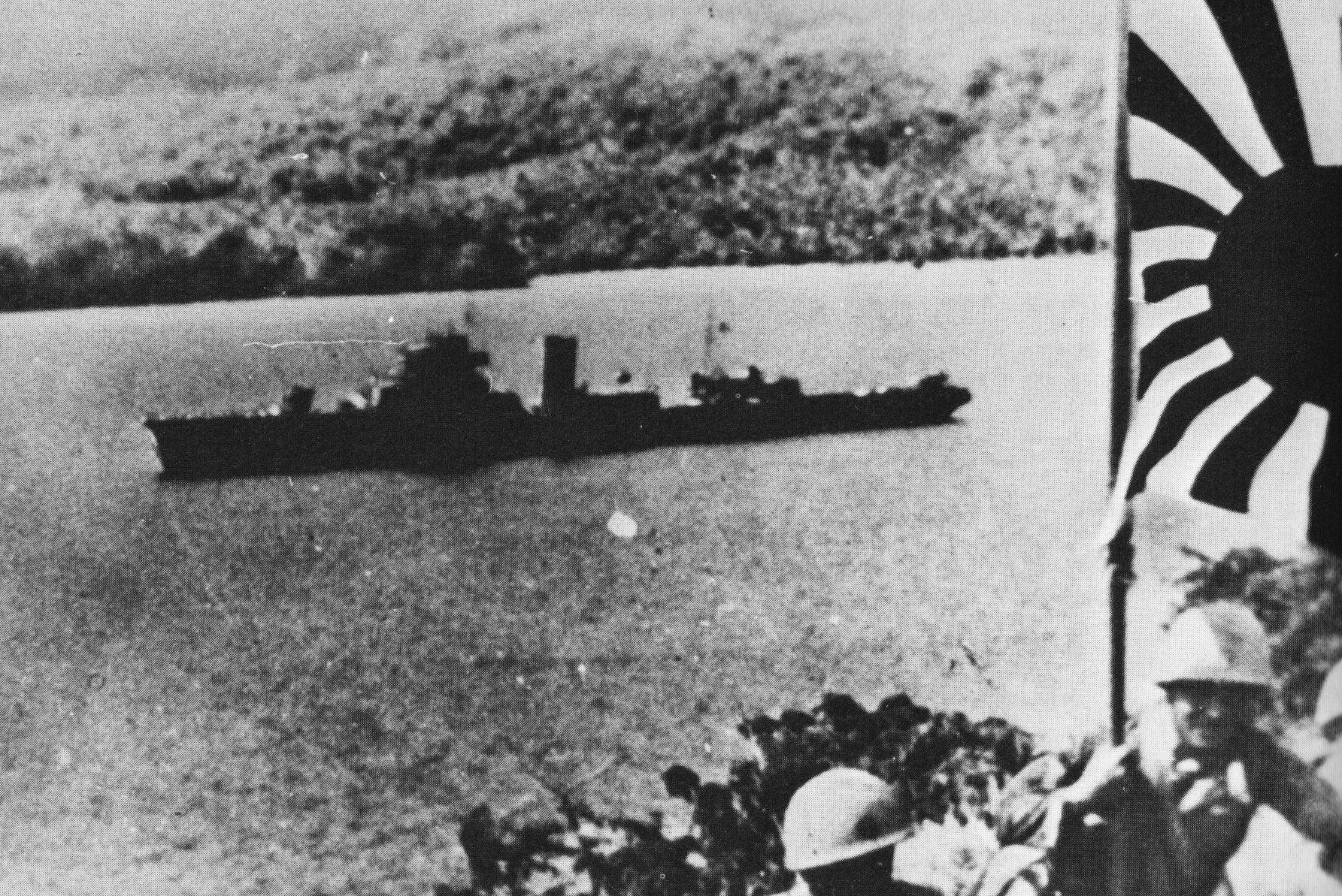 海軍艦艇つれづれ初めて溶接を広範囲に採用した敷設艦「八重山」