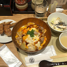 ★よしみほの糖質オフワンポイントメモ★〜名古屋コーチン親子丼食べました♡〜の記事より