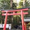 箱根神社の画像
