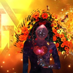 画像 毎晩21:00開催★オンラインサロン平和瞑想★ の記事より