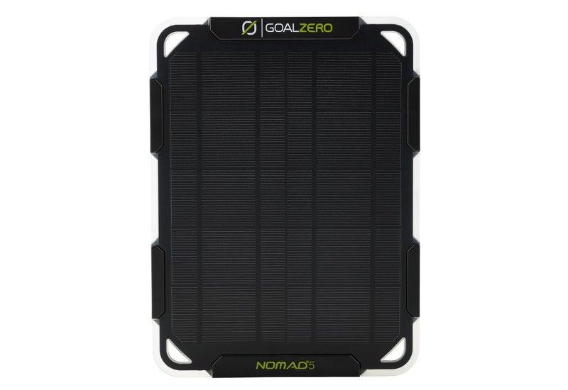 GOALZERO ポータブルソーラー発電機 Nomad 5 Solar Panel