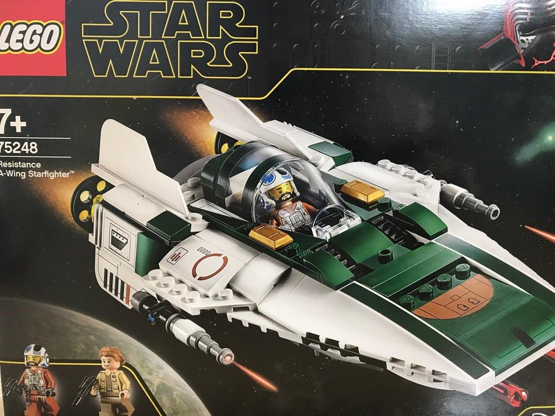 75248 LEGOスター・ウォーズ レジスタンス A,ウィング スター