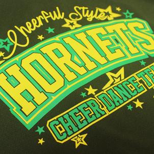 オリジナルTシャツ&ポロ ★ Cheerful Style チアダンスチーム HORNETS様★の画像