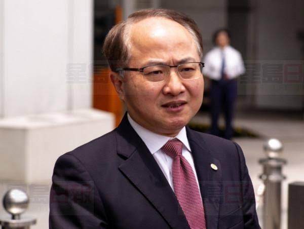 スターリニスト中国の対香港責任者、王志民が更迭される | 自費出版の ...