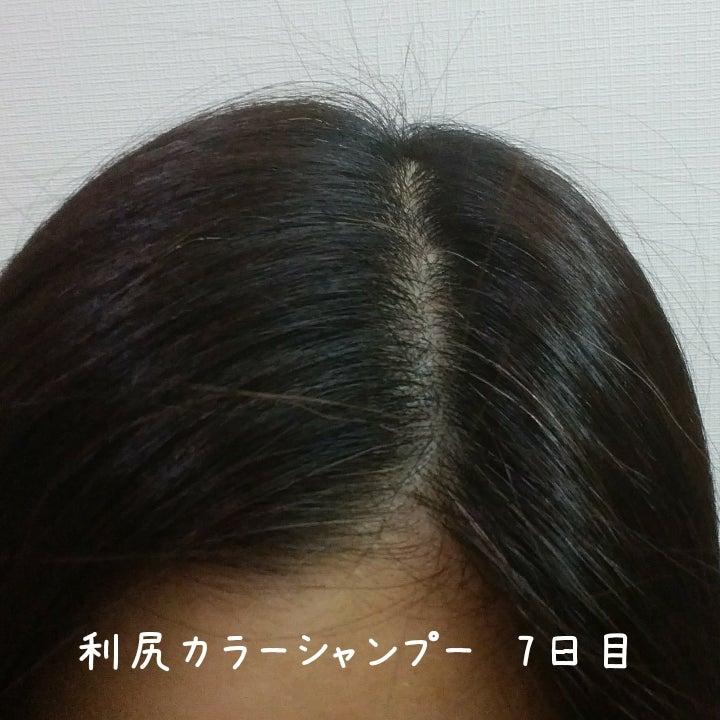 シャンプー 白髪