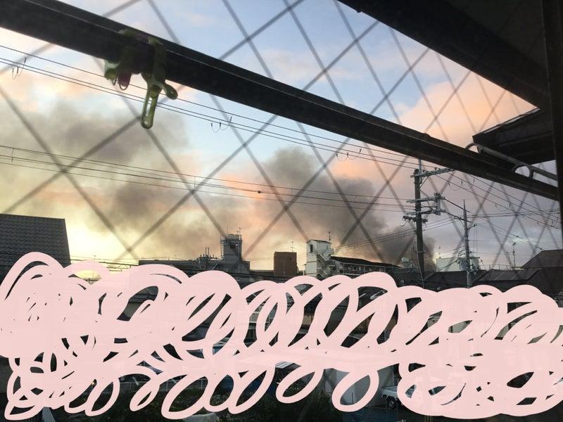 京都 市 南 区 火事