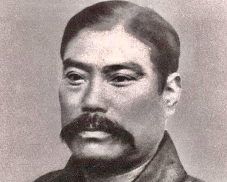 1月9日 は日本の代表的な財閥 三菱の創業者 岩崎弥太郎の誕生日 ...