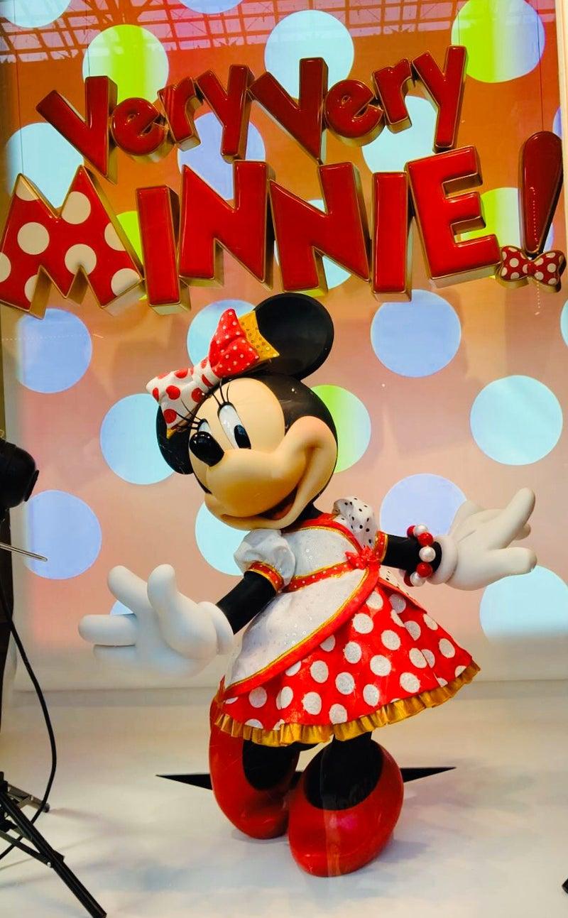ベリー ベリー ミニー 歌詞 Very Minnie Remix