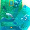 2020年10月のユニバーサルマンスNo.のご紹介!数秘&カラー®【5・ターコイズ】イメージ動画の画像
