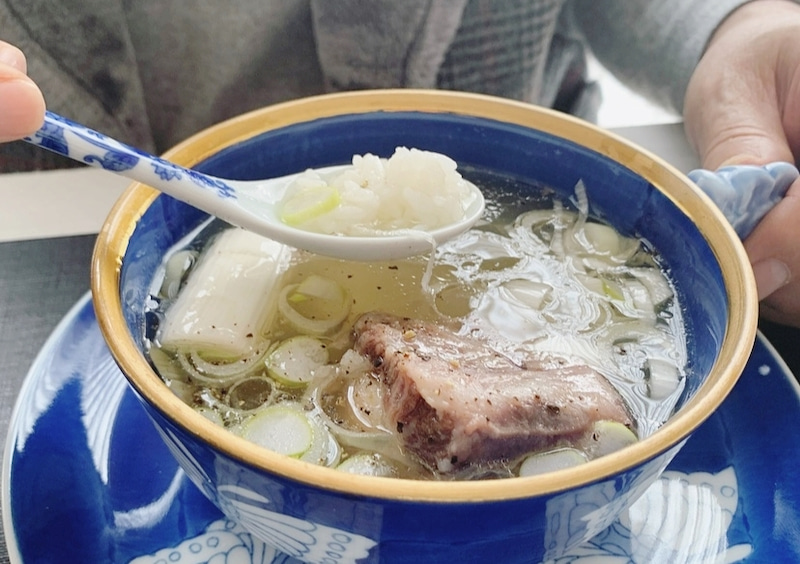 スープ 作り方 テール の