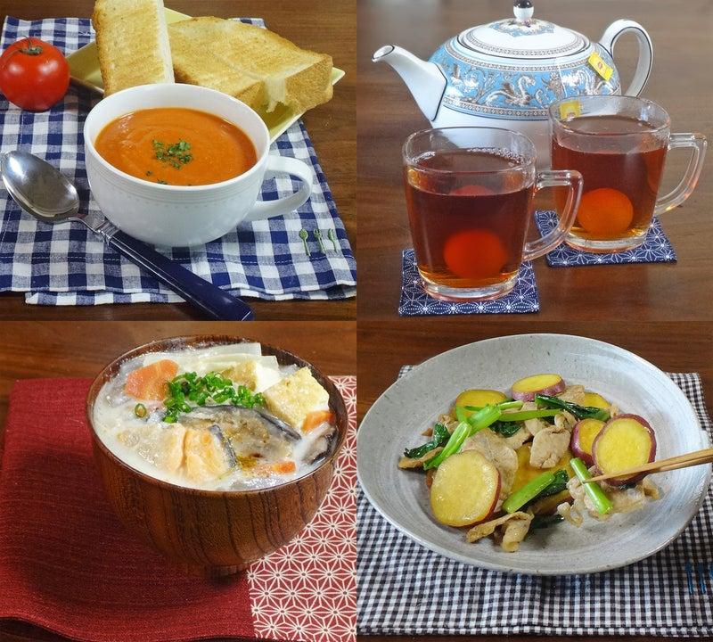 風邪に効果ある食材で作った対策レシピ