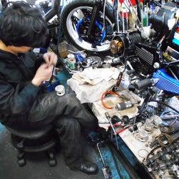 画像 ホンダ CBX400F 東京都 小澤様、ステージ4納車整備中! CBX400F、 の記事より 6つ目