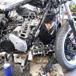 画像 ホンダ CBX400F 東京都 小澤様、ステージ4納車整備中! CBX400F、 の記事より 5つ目