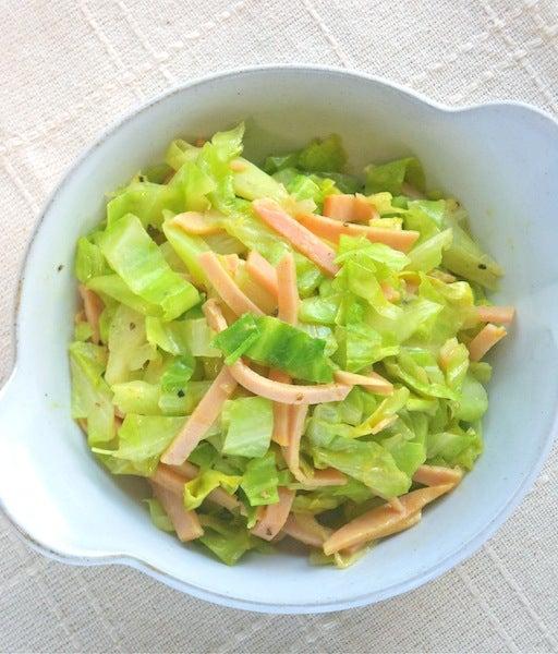 作り 置き キャベツ やせ菌を増やす発酵キャベツ!保存用ポリ袋で簡単なつくり方