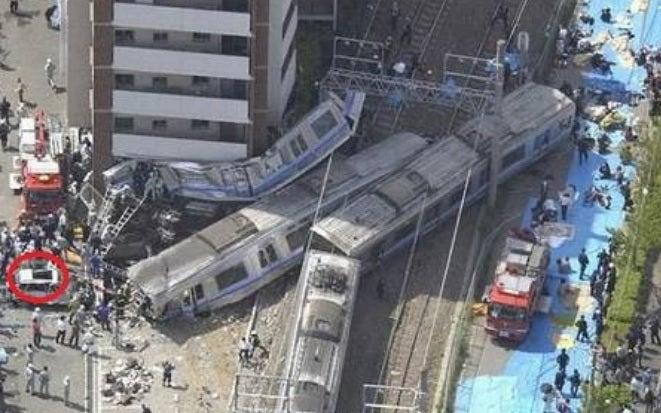 線 脱線 運転 福知山 手 事故 福知山線で居眠り運転、脱線事故の遺族が発見