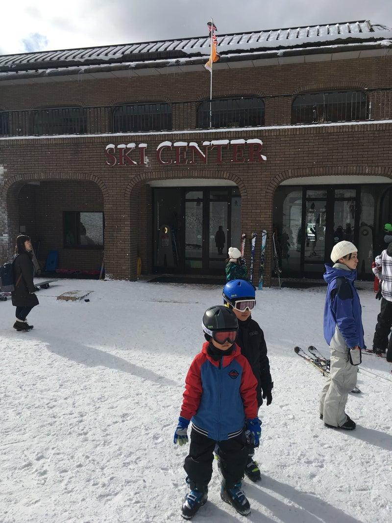 スキー 場 箕輪