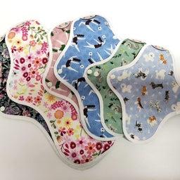 画像 オシャレで可愛い布ナプキン の記事より 3つ目