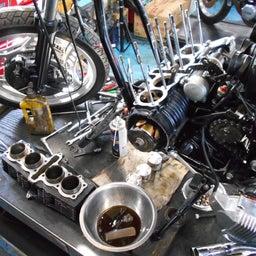 画像 ホンダ CBX550F 茨城県 加藤様、ステージ4納車整備中! CBX550F、RPM の記事より 7つ目