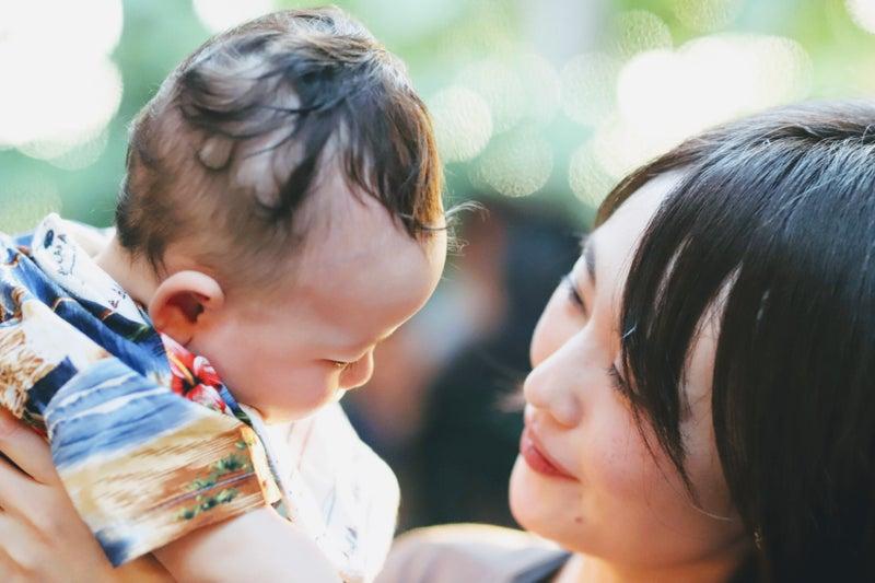 結婚5周年記念チャーターツアーで赤ちゃんも一緒に。シンバさま