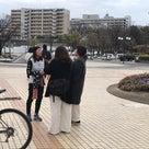 名城公園に取材のカメラが!?の記事より