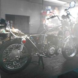 画像 カワサキ KZ900 群馬県 齋藤様、ステージ4納車整備開始! KZ900、Z1ルック、 の記事より 6つ目