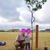 くるちの島100年プロジェクトin久米島の植樹祭に参加しましたの画像