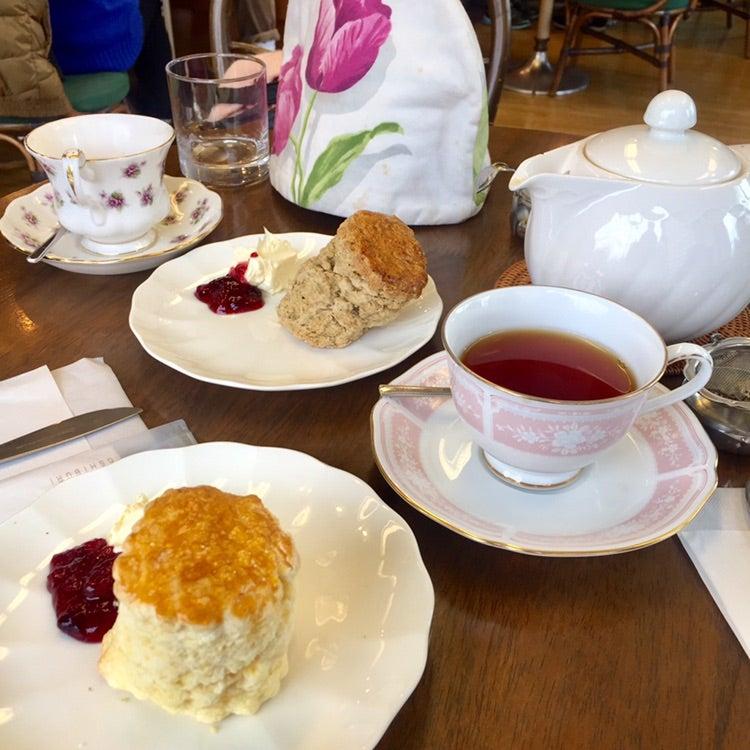 紅茶専門店ディンブラ 閉店の日に。   紅茶5種味わえる little tea's ...