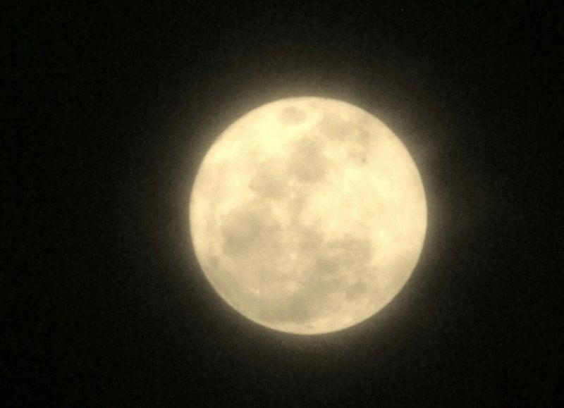スリランカの満月
