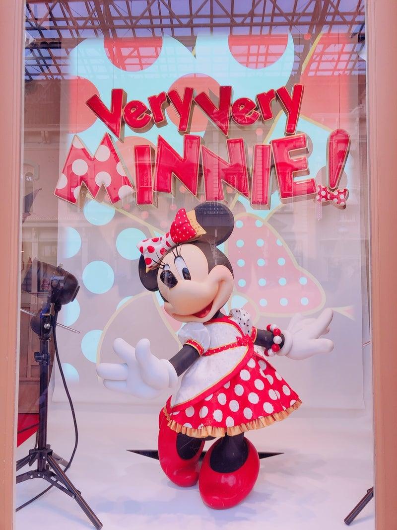 ベリー ベリー ミニー 歌詞 Minnie,don't you know?~東京ディズニーランドでイッツ・ベリー・ミニー感想