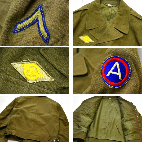 アメリカ軍ミリタリージャケット古着屋カチカチ