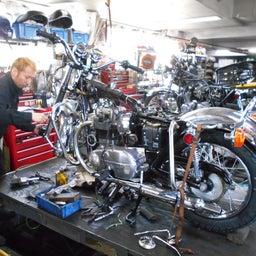 画像 カワサキ 650RS W3 東京都 井上様、ステージ4納車整備開始! 彼のオートバイ、彼女の島 の記事より 4つ目