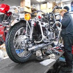 画像 カワサキ 650RS W3 東京都 井上様、ステージ4納車整備開始! 彼のオートバイ、彼女の島 の記事より 6つ目