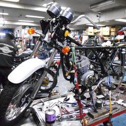 画像 カワサキ 350SS MACHⅡ S2 神奈川県 吉田様、ステージ4納車整備開始! レインボー、 の記事より 5つ目