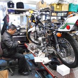 画像 カワサキ 350SS MACHⅡ S2 神奈川県 吉田様、ステージ4納車整備開始! レインボー、 の記事より 1つ目