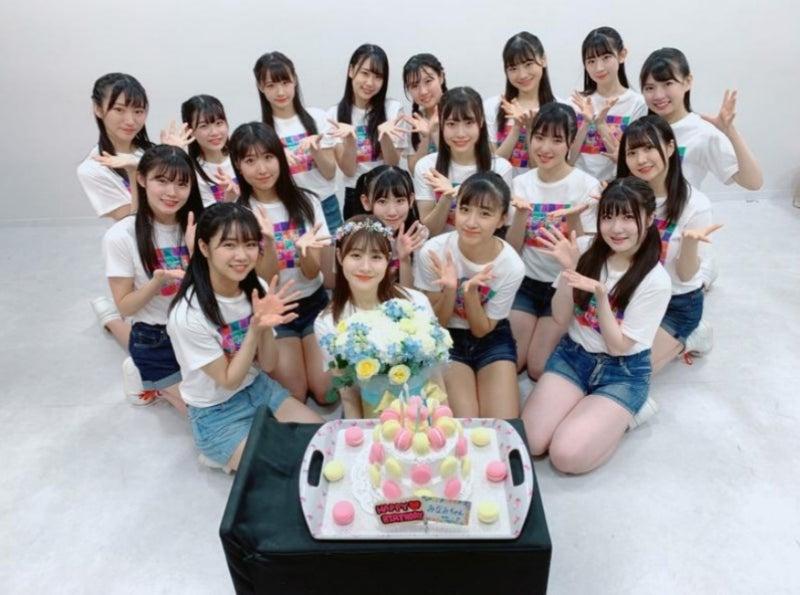 No.6043【祝】NGT48研究生かとみなこと加藤美南生誕祭公演 | NGT48 ...